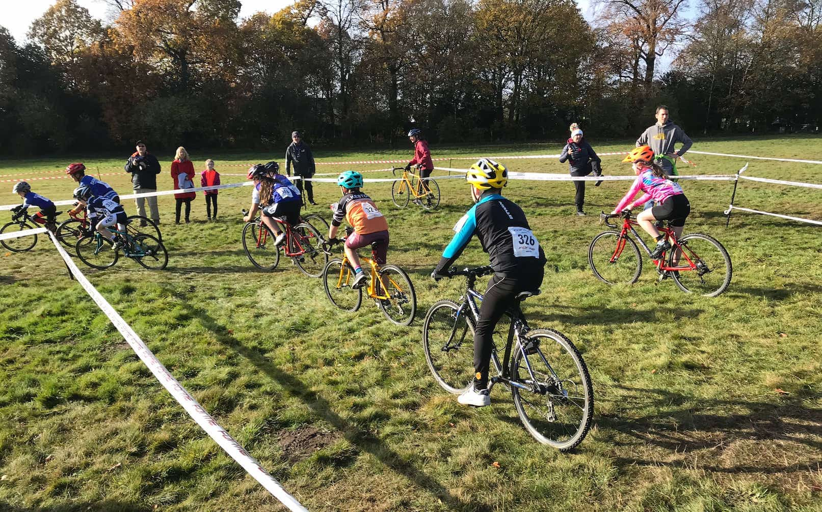 Cyclocross Riders Racing