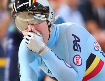 Championnats du monde de cyclisme sur piste : Degrendele et D'Hoore sauvent le bilan belge