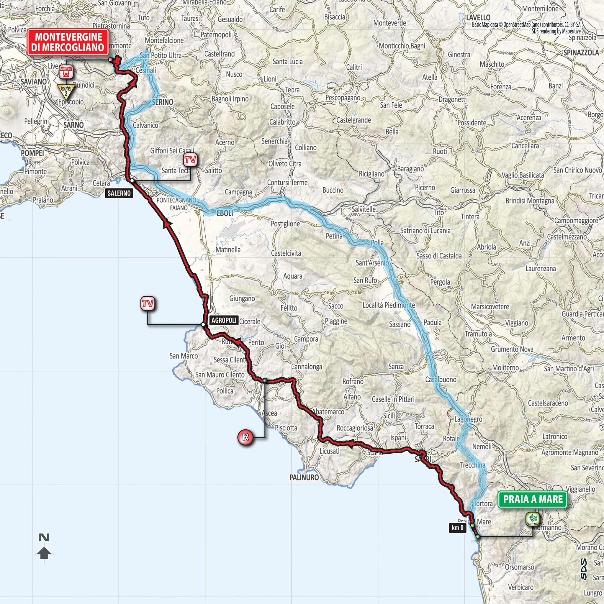 Richard Carapaz remporte la huitième étape, Simon Yates reste leader — Tour d'Italie