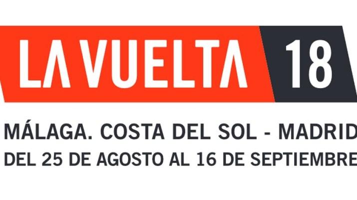 Logo - Tour d'Espagne Vuelta 2018
