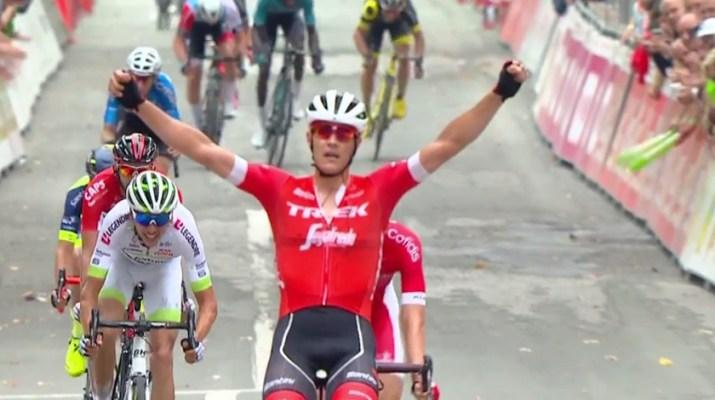 Jasper Stuyven - Trek-Segafredo - Vainqueur GP de Wallonie 2018