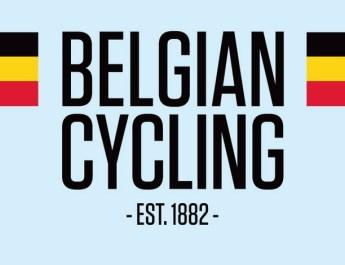 Logo - Belgian Cycling