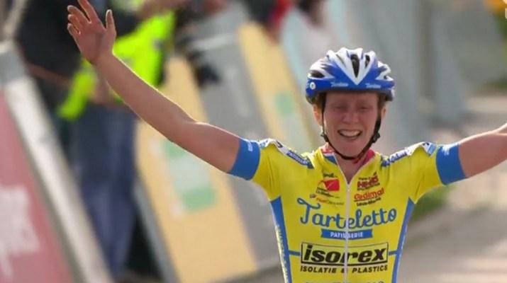 Kim Van de Steene - Victoire Superprestige Boom Dames