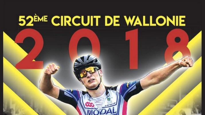Logo - Circuit de Wallonie 2018