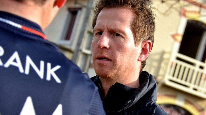 Rik Verbrugghe - Directeur sportif IAM Cycling