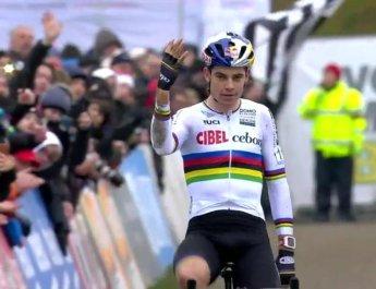 Championnats du Monde Cyclo-cross: les sélections belges
