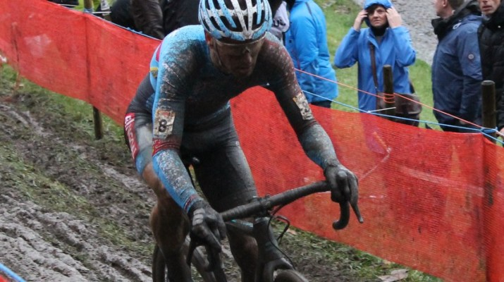 Kevin Pauwels - Coupe du monde cyclo-cross Namur 2018