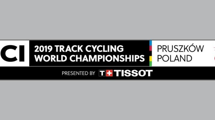 Logo - Championnats du monde de cyclisme sur piste - Pruszkow 2019
