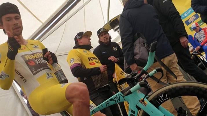 Primoz Roglic - Vainqueur final Tour de Romandie