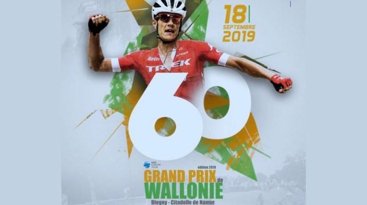 Logo - Grand Prix de Wallonie 2019