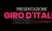 Tour d'Italie 2020 : voici les 21 étapes de la 103e édition du Giro