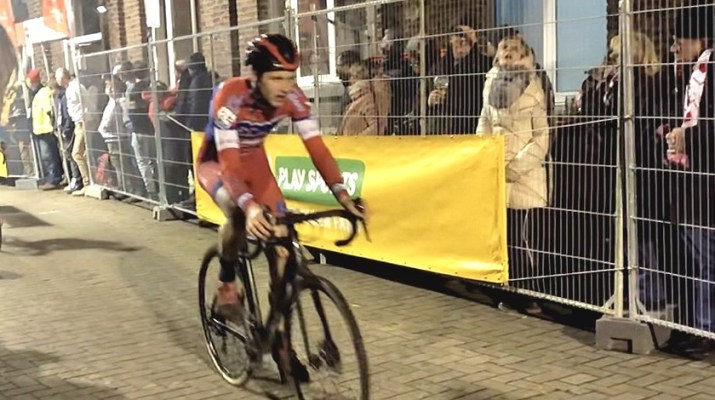 Vincent Oger - Cyclo-cross Diegem 2019 - Grégory Ienco