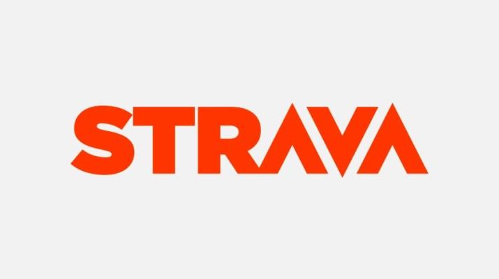 Logo - Strava