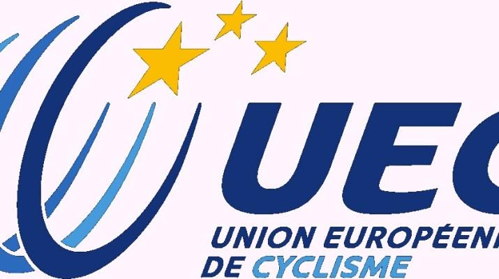 Logo UEC Union Européenne de Cyclisme