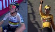Strade Bianche: Van Aert réalise un retour de rêve, Van Vleuten enchaîne