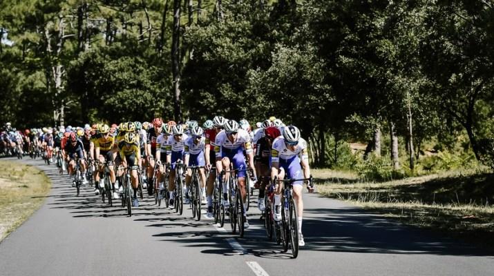 Peloton - 10e étape Tour de France 2020 - ASO Pauline Ballet