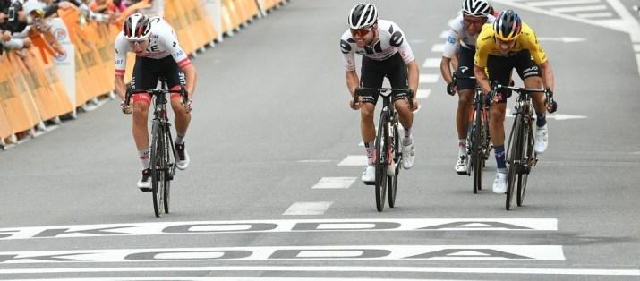 Tadej Pogacar - Vainqueur 9e étape Tour de France 2020 - ASO ALex Broadway