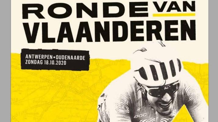 Affiche - Tour des Flandres 2020