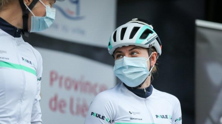 Équipe Paule Ka - Flèche Wallonne Femmes 2020 - ASO Thomas Maheux