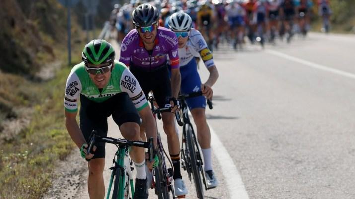 Peloton - Attaques 5e étape Tour d'Espagne Vuelta 2020 - Luis Angel Gomez Gomezsport