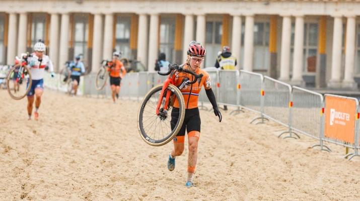Annemarie Worst - Championnats du monde cyclo-cross 2021 - Alain Vandepontseele