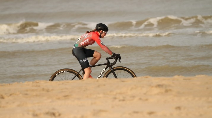 Blanka Kata Vas - Championnats du monde de cyclo-cross 2021 - Alain Vandepontseele
