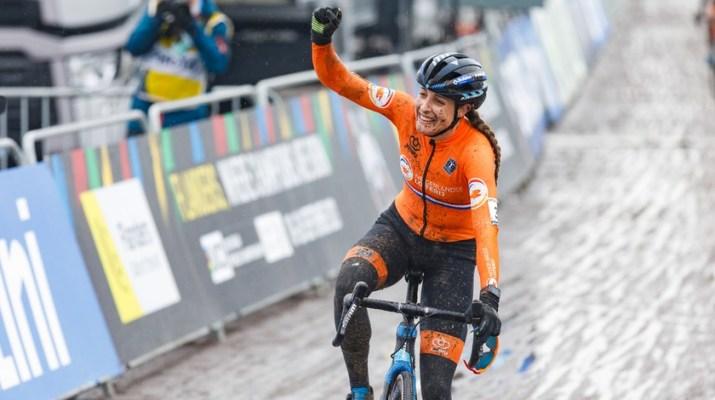 Lucinda Brand Couverture - Championnats du monde cyclo-cross 2021 - Alain Vandepontseele
