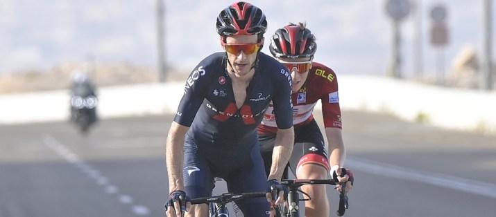 Adam Yates - 3e étape UAE Tour 2021 - RCS Sport Fabio Ferrari