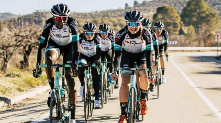 Team BikeExchange Féminin - Équipe 2021