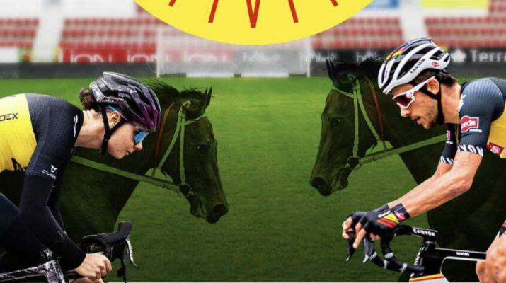 Affiche - Championnat de Belgique cyclisme sur route 2021 - Waregem