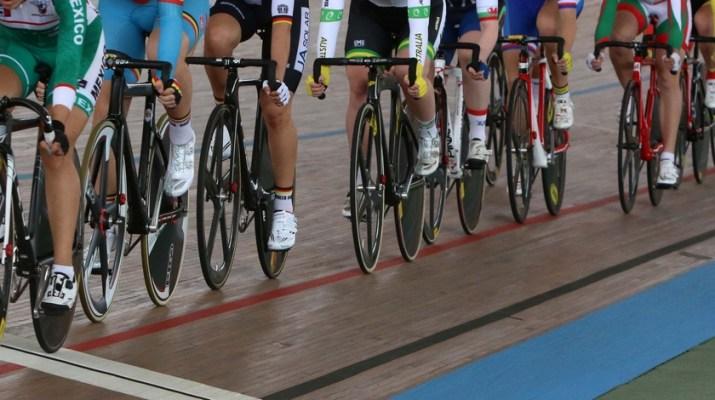 Cyclisme sur piste Illustration - CC Wikimedia