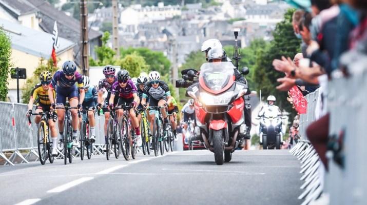 La Course by Le Tour de France Caméra Peloton - ASO Aurélien Vialatte