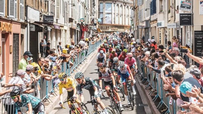 Peloton - 19e étape Tour de France 2021 - ASO Charly Lopez