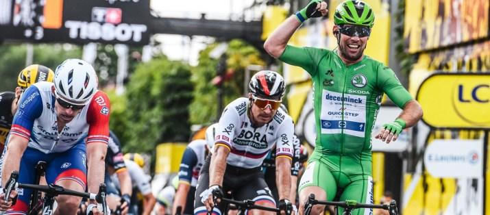 Victoire Mark Cavendish - 6e étape Tour de France 2021 - ASO Charly Lopez