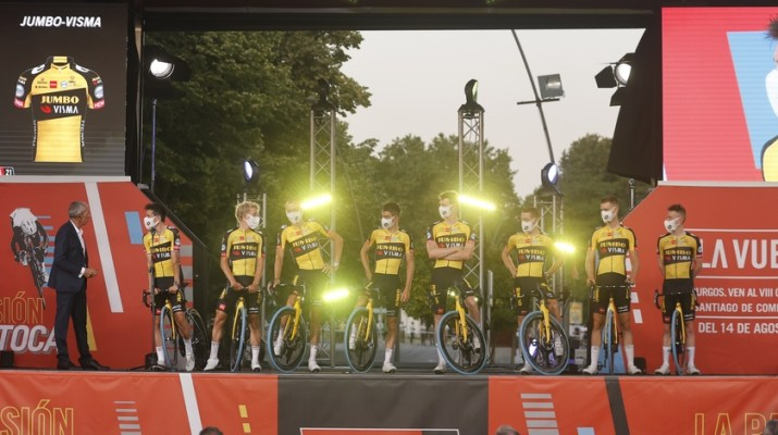 Présentation d'équipe Jumbo-Visma - Tour d'Espagne Vuelta 2021 - ASO Gomez Sport Luis Angel Gomez