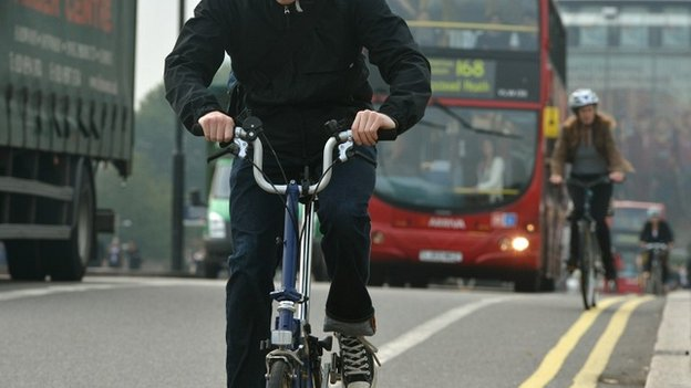 Transport for London (TfL) reveals London cycle safety plan