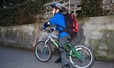 Jersey's compulsory cycle helmet law: based on emotion, not evidence?