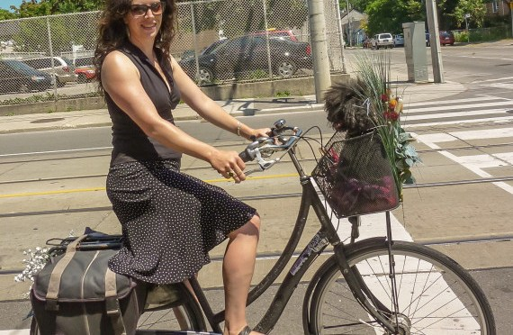 In Praise Of The Upright Bike