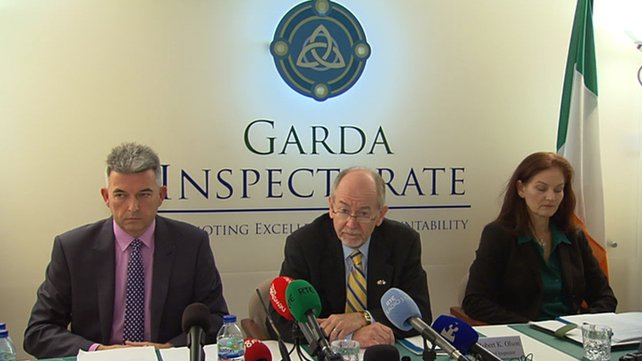 Garda report highlights cyclist's concerns over under-reporting of accidents