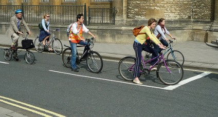 ECF stresses economic benefits of cycling