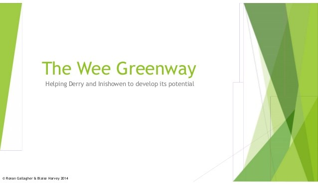 Wee Greenway Initiative, Donegal