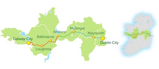Galway-Dublin Greenway
