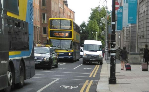 Free the Cycle Lanes