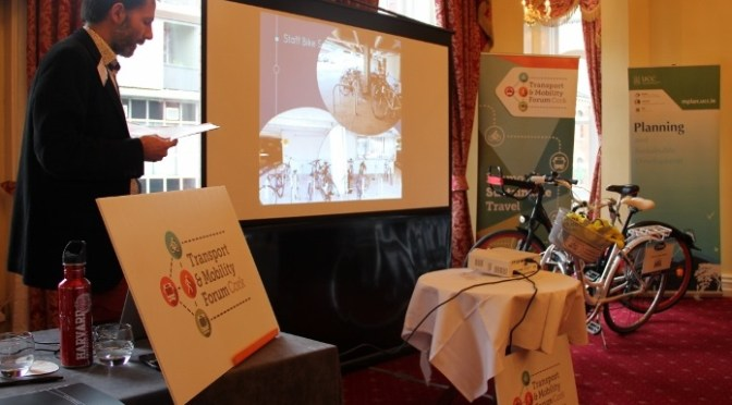 Cork's Public Bike Schemes – Continuing the Journey