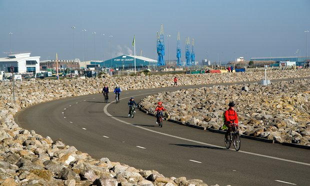 Wales gives cyclists legal right to propose new bike routes
