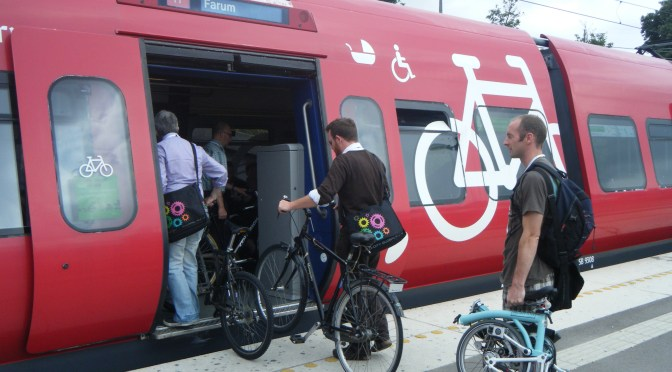 Campaigners Seek Better Train – Bicycle Integration. Volunteer Needed!