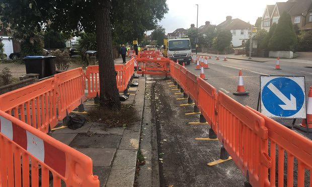 The long war of mini-Holland in Enfield