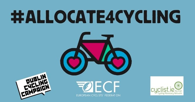 Take Five Minutes to Put Pressure on your Local TDs to Take Cycling Seriously!
