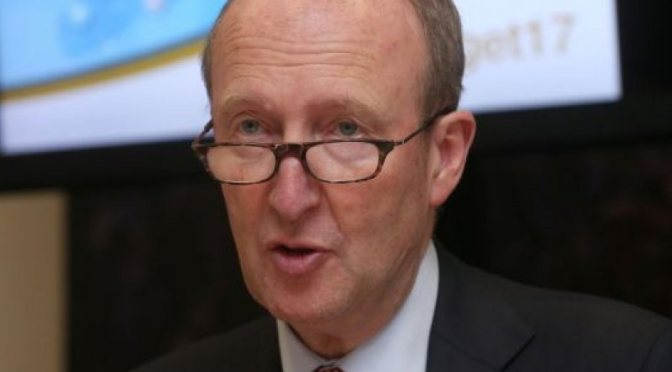 Open Letter to Minister Shane Ross