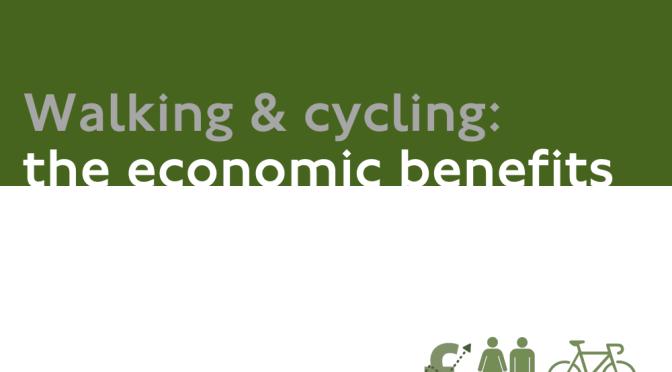 Walking / Cycling economic benefits summary